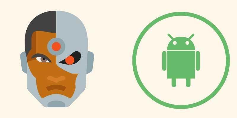 Cyborg-vs-Android